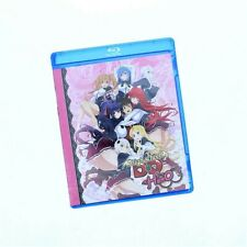 High School DxD Hero Season 4 + Extras Blu-Ray + Dvd + Digital
