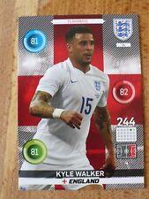 Panini England 2016 Kyle Walker Football card # 14