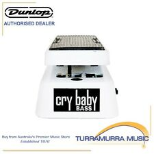 Jim Dunlop 105Q Bass Q Crybaby Bass Wah Pedal for Bass Guitar - GCB105Q Cry Baby
