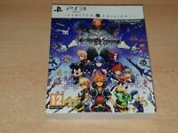 Kingdom Hearts HD 2.5 ReMix Limited Edition PS3 Playstation 3 **FREE UK POST**