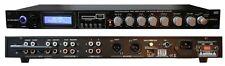 MUSYSIC Professional Audio Sound Processor Preamp Pre-Amplifier USB/SD/Bluetooth