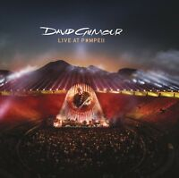 DAVID GILMOUR - LIVE AT POMPEII  2 CD NEU