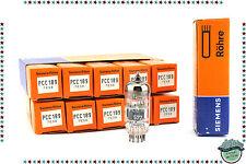 Pcc189 siemens label vacuum tube, valve, röhren, nos, nib. x1