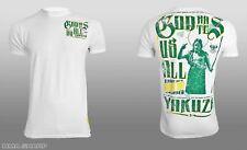 Yakuza Men's Aversion Tee Shirt 3X-Large White