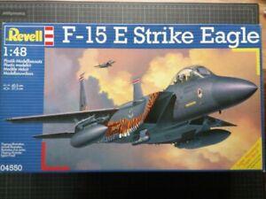 McDonnell Douglas F-15E Strike Eagle - Revell - 04550 - 1:48
