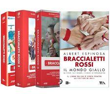 Braccialetti Rossi - Stagione 1, 2 e 3 + LIBRO (9 Dvd + Gadget) SERIE TV RAI