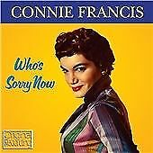 Connie Francis - Who's Sorry Now? (2011)