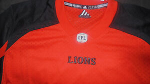 BC LIons CFL Adidas Jersey New Womens Size  XLarge