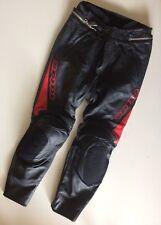 SPIDI pantaloni di pelle da moto 50 (con protettori)