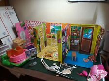 Vintage Barbie Country Living Home #8662, pre-owned, some furniture