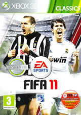Fifa 11 Classics (Calcio 2011) XBOX 360 IT IMPORT ELECTRONIC ARTS
