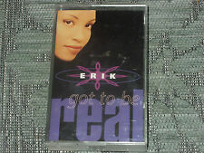 Erik: Got to be Real   Cassingle   NEW EX SHOP STOCK