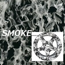 SMOKE Hydrographics Dipping Film Water Transfer Printing  0.5x2M DIPPING