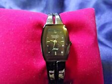Woman's Amitron Metallic Brown Watch **New ** B87-1138