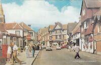 Postcard - Lyndhurst - High Street