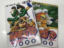 Used Manga Volume.10-15 Ver.Japanese NARUTO- Naruto Set of 6 books