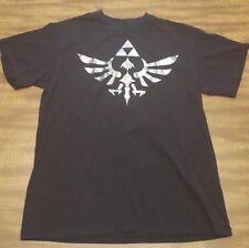Official Nintendo The Legend of Zelda Skyward Sword Logo Shirt Size Large