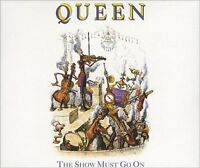 Queen Show must go on (1991) [Maxi-CD]