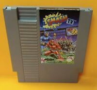 Smash TV  - Nintendo NES Game Rare Tested Works Great Authentic