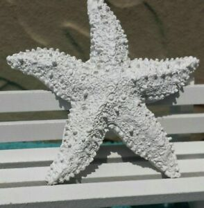 Resin Starfish Figurines 4 Colors Mediterranean Style Home Decoration Mini Decor