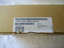 NIB Siemens Simatic Touch Panel    6AV6 545-0BB15-2AX0