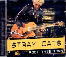 CD - STRAY CATS - Rock this town
