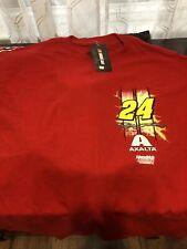 Jeff Gordon #24 Axalta Nascar Hendrick Motorsports T-shirt Size (XL) Extra Large