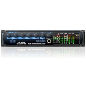 MOTU Audio Express 6x6 Hybrid Firewire-USB 2.0 Interface