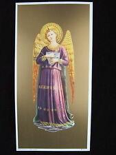 FRA ANGELICO Angel Musical Instrument Art Print Picture - ready to be framed