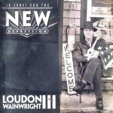 Loudon Wainwright III - 10 Songs for the New Depression   - CD Album