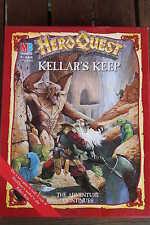 Heroquest MB ESPANSIONE Box Set, KELLAR'S KEEP, senza scatola,