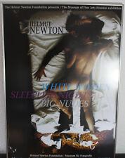 Helmut Newton Poster Big Nudes