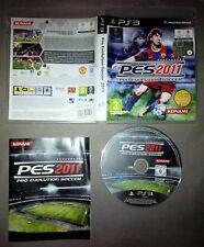PS3 Playstation 3 PES 11 Pro Evolution Soccer KONAMI Football Calcio Messi