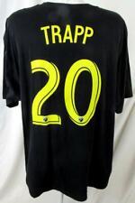 Columbus Crew SC Mens 2X-Large Short Sleeve Screened Wil Trapp #20 T-shirt CBC 3