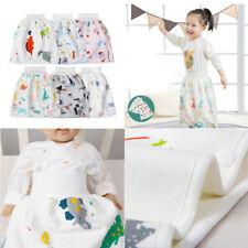 Us Waterproof Cotton Training Pants Cloth Diaper Skirts Baby Night Time Sleeping