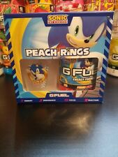 GFUEL  - Sonic The Hedgehog Collector's Box - Peach Rings G Fuel g-fuel