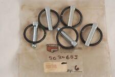 Genuine OEM Ferris Lynch Pins..Bag of Five [ 5 ] NOS part # 5020655