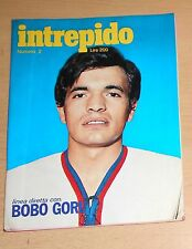 ED.UNIVERSO SERIE INTREPIDO N°  2  1974  ORIGINALE !!!!!  BOBO GORI