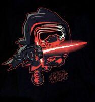 Sealed Star Wars Smugglers Bounty Funko Pop First Order Kylo Ren T Shirt XL
