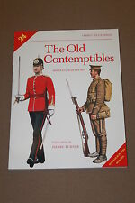 """OSPREY MILITARY - The Old Contemptibles """"New"""" paperback"""