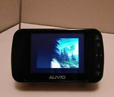 "Auvio 3.5"" Portable ATSC/NTSC Digital TV 16-972 Tested and Working +Antenna"