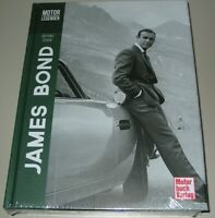 Motor Legenden Aston Martin 007 Lotus James Bond Siegfried Tesche Buch Neu!