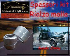 Kit Spessori Molle Rialzo SPACER SPRING SUZUKI JIMNY 1998> 4CM Avanti Dietro