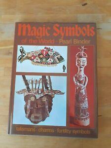 Magic Symbols of the World - Pearl Binder - Hamlyn (1972)