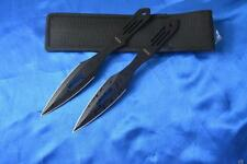 SHARP BRAND NEW DESIGNED STYLE DOUBLE EDGE NIJIA THROWING KNIFE SET