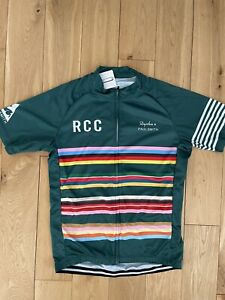 Rapha RCC Paul Smith Replica Classic Cycling Jersey Large L