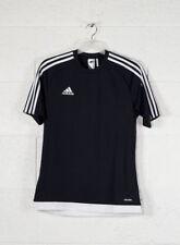 Adidas Estro 15 Maglietta Calcio Uomo Nero/bianco M