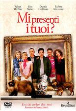 DVD • Mi Presenti i Tuoi? DE NIRO BEN STILLER HOFFMAN STREISAND ITALIANO