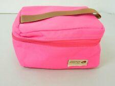 Sacco porta pranzo termico borsa borsetta 16x11xh11 rosa fucsia G267