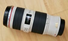 Canon EF 70-200 mm f/4 Lente IS USM L